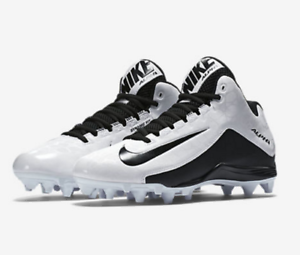 2c24d7274ae1 Nike Alpha Strike 2 3 4 TD Molded Football Cleats (725227-100) Men s ...
