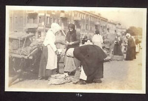 RUSSIA-MOSCOW-MARKET-AMERICAN-REAL-PHOTO-SEPT-1917s-156