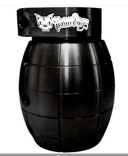 Schwarz Team Dogz Grenade Klemme Zubehörteil pro pro pro Stunt Scooter Rasierer MGP Jd 5641f8