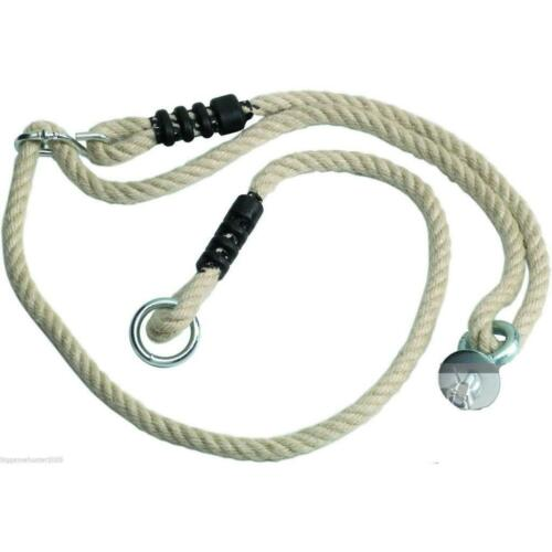 Action Climbing Frames One Way Tyre Swing Rope