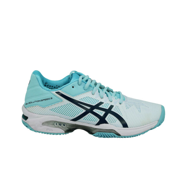 ASICS GEL SOLUTION SPEED 3 CLAY Damen Tennisschuhe Neu