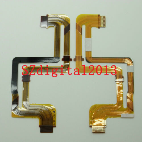 20PCS// FP-259 NEW LCD Flex Cable For Sony HDR-HC1E HVR-A1C HC1E A1C Video Camera