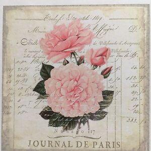 Vintage möbel weiss rosa  1 Aufkleber B Rose Kreide Vintage Nostalgie shabby chic Folie weiß ...