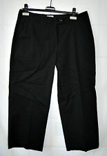 ADIDAS Hose STRETCH Funktionshose schwarz Taschen 120,- Gr 40 D2463