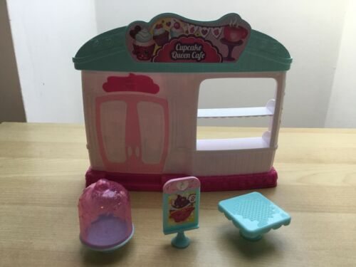 Shopkins Cupcake QUEEN CAFFÈ Playset combinato POST