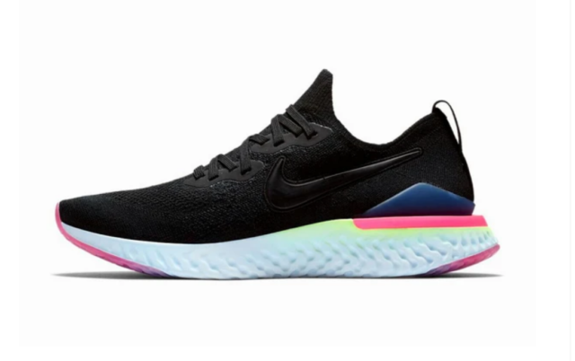 Nike Epic React Flyknit 2 Men's Running Shoes Size 12 Bq8928 003