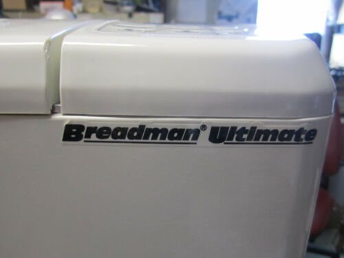 Breadman Ultimate Loaf Making Automatic Bread Maker TR2200C