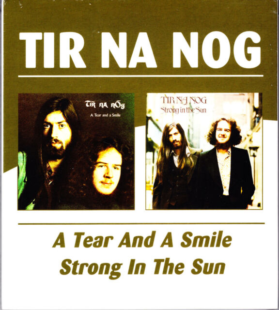 TIR NA NOG a tear and a smile strong in the sun (2on1) CD NEU OVP/Sealed