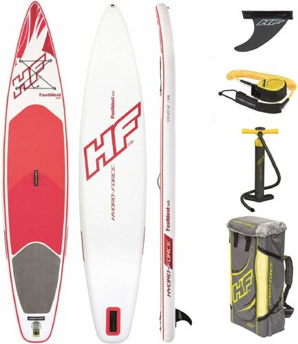 Fastblast Tech Stand Up Paddle Board FAST Bestway Hydro-Force Inflatable SUP