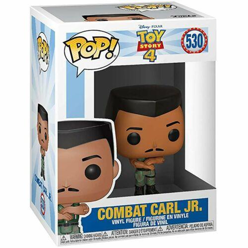 Disney Toy Story 4 530  Gift Idea NEW Vinyl Combat Carl Jr Funko POP