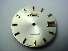 Date Window Pearl Ocean Star Powerwind 29.26mm Mido Vintage Watch Dial New Old S
