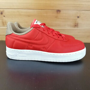 new product 6b05b 415f2 Nike Air Force 1 '07 LX Women's Shoes 898889 600 Habanero Red ...