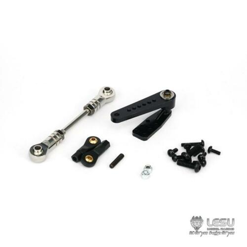US Stock Steering Servo Parts for LESU 1//14 6*6 6*4 4*4 4*2 DIY RC Tractor Truck