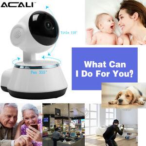 ACALI-Wireless-WiFi-HD-720P-CCTV-Home-Baby-Shop-Pet-Security-IP-Camera-Pan-Tilt
