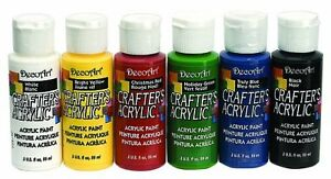 DecoArt-Crafters-Acrylic-Paint-59-ml-Decoupage-Paint