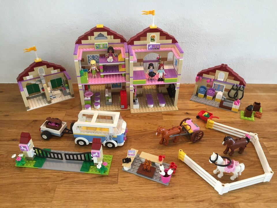 Lego Friends, Heartlake Sommerrideskole nr. 3185