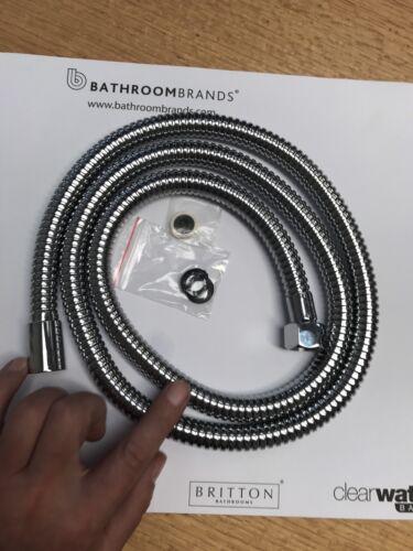 Burlington 1.5m Shower Hose Brand New