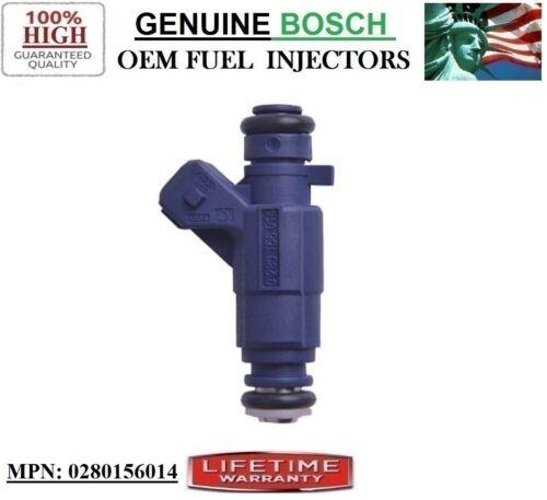 Reman x1 Fuel Injector for 2001-05 Mercedes-Benz C240 2.6L V6 Bosch #:0280156014