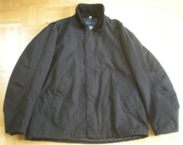 Herren Winterjacke Jacke Gr. XL schwarz H&M 90.er Vintage retro TOP