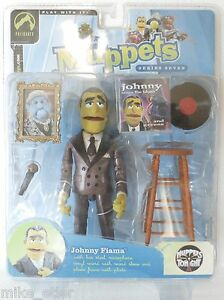 Muppets-Series-7-Johnny-Fiama-Burgundy-Jacket-Palisades-2004-New-in-Package
