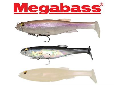 "Choose Color Megabass 6/"" Magdraft Swimbaits"