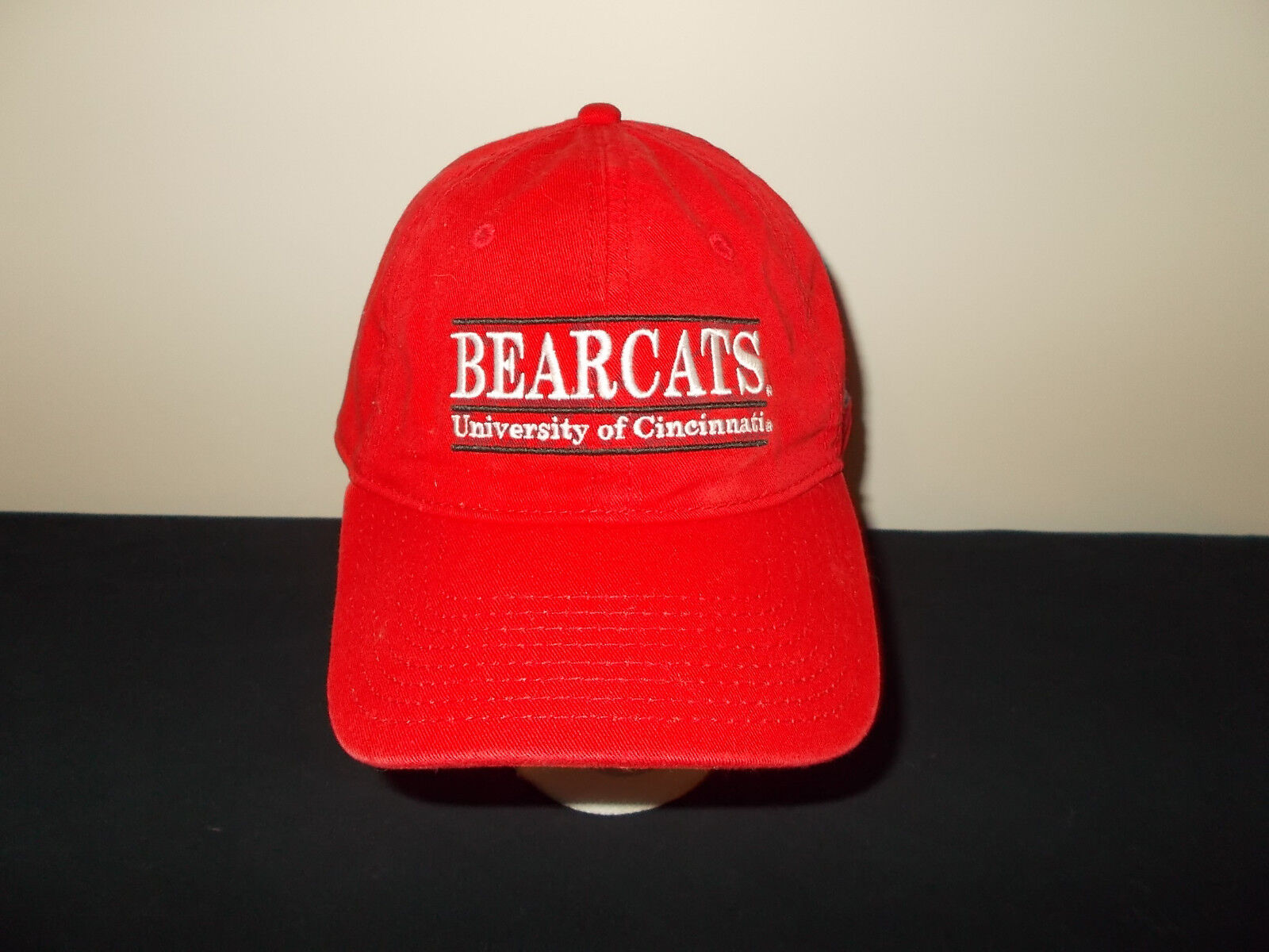 new product 9dca7 54bba ... store university of cincinnati medium bearcats the game fitted size  medium cincinnati hat sku31 10a458 bfa0a