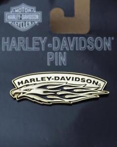 Harley-original-Pin-Anstecker-Anstecknadel-Eagle