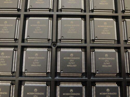 MC68HC908AZ60CFU IC QFP64 MCU MC68HC908AZ60 MOTOROLA
