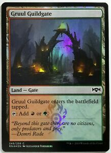 243 Azorius Guildgate FOIL Ravnica Allegiance NM Land Common CARD ABUGames