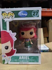 Ariel Little Mermaid Vinyl Figure 2553 Accessory Toys /& Games Miscellaneous Funko POP Disney Series 3