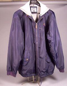 Men-039-s-Jacket-GAP-Athletic-Sport-Dept-with-Removable-Hood-Size-Large