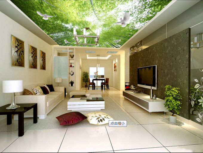 3D Grün Bamboo Forest 783 Wall Paper Wall Print Decal Wall Deco AJ WALLPAPER