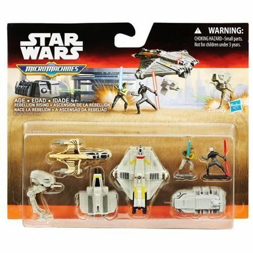 STAR WARS COLLECTIBLES MICROMACHINES ASSORTMENT