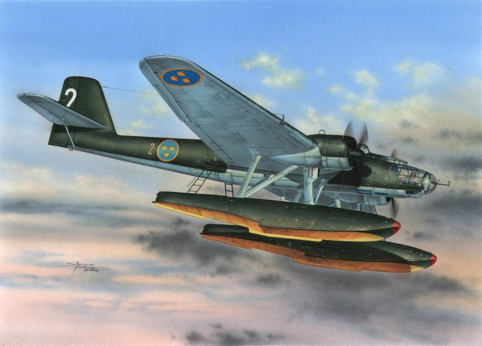 specialeeee Hobby  100-SH48146 - 1 48 Heinkel He 115 Sceinavo Servizio  marche online vendita a basso costo
