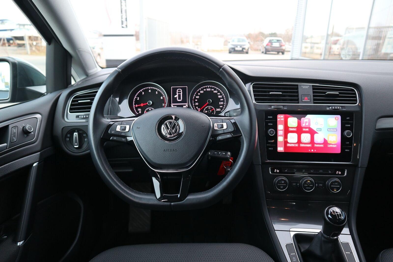 VW Golf VII 1,5 TSi 130 Comfortline