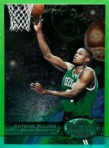 Antoine Walker regular card 1997-98 Metal Universe #72