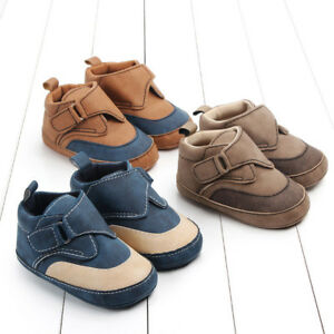 Toddler Newborn Infant Baby Cute Boys Girls Kid Shoes Casual First ... 9615825c1eb6