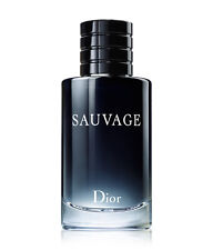 SAUVAGE By Christian Dior Men's Eau De Toilette 2 Oz. 60ml UNBOX AUTHENTIC S70A2