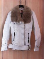 Guess Leather jacket S, 8, 10