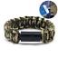 Pulsera-de-supervivencia-Rope-Paracord-Cable-de-carga-Micro-USB-Cargador-Apple-iPhone-Reino-Unido miniatura 17
