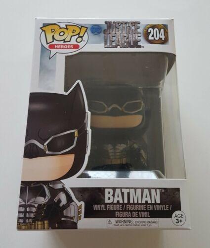 Funko Pop Heroes 204 DC Justice League Batman