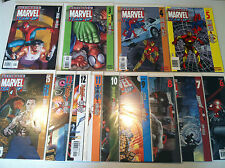 Ultimate Marvel Team-Up #1, 3-13, 15 lot of 13 issues Bendis Spider-Man