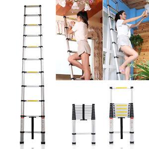 3 2m New Multi Purpose Aluminium Telescopic Ladder