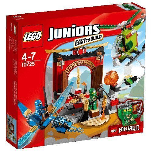 LEGO Juniors 10725  temple perdu-Neuf