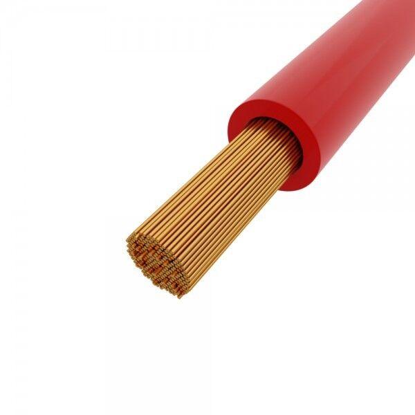 4mm2 Litze rot RD H07V-K 100M 4520043 Lapp Kabel 8339   Ausgezeichnet