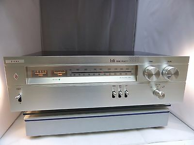 100% Wahr Siera ( Made By Philips ) Sx 6674 Vintage Stereo Tuner