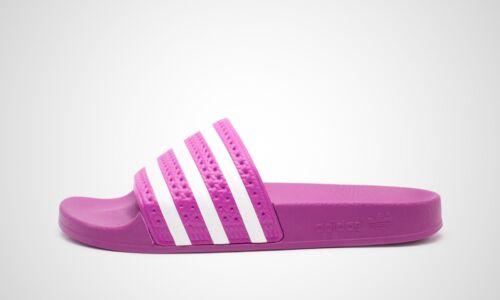 en Adidas mujer Purple W caja White deporte Nuevo para Adilette Zapatillas Cg6539 Art de qqTBR7nr