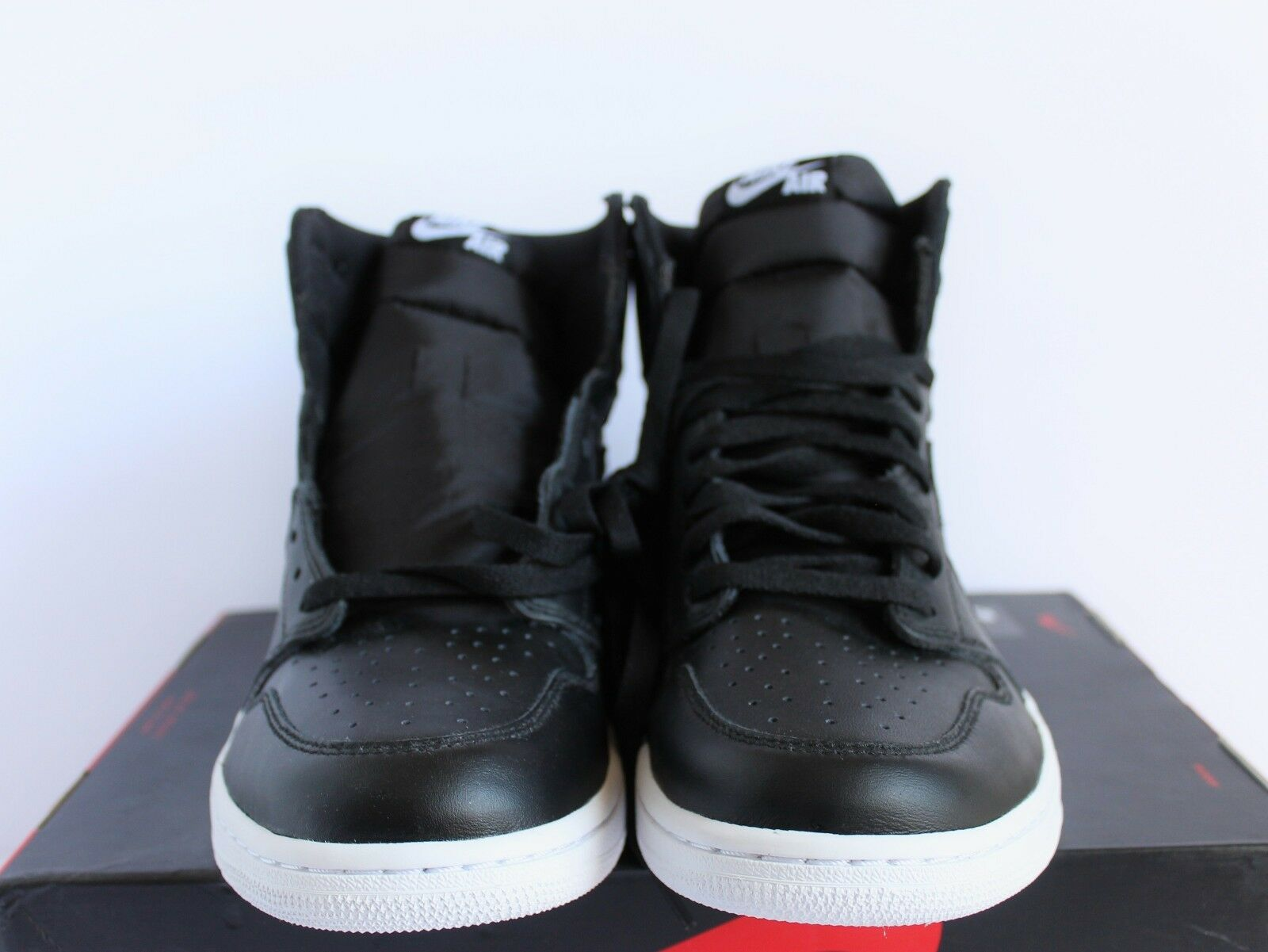 'uomini Nero 1 Alto Air Cyber Lunedì Jordan Bianco Og Nike fIYymvb76g