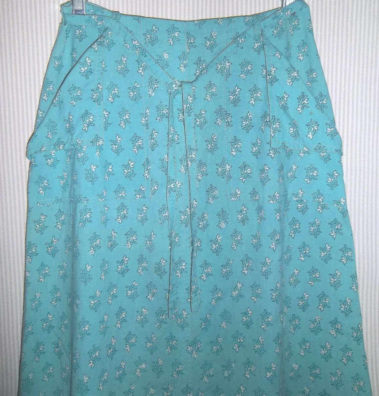 Vintage 70's India Imports of Rhode Island Wrap S… - image 3