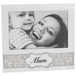NEW-Mum-Daisy-Sentiment-Photo-Frame-6-x-4-Birthday-Mothers-Day-Christmas-72722